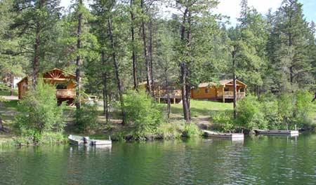 Cabins Evergreen Fishing Resort Ltd